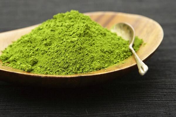 Nguyên liệu làm bánh trung thu nướng nhân trà xanh