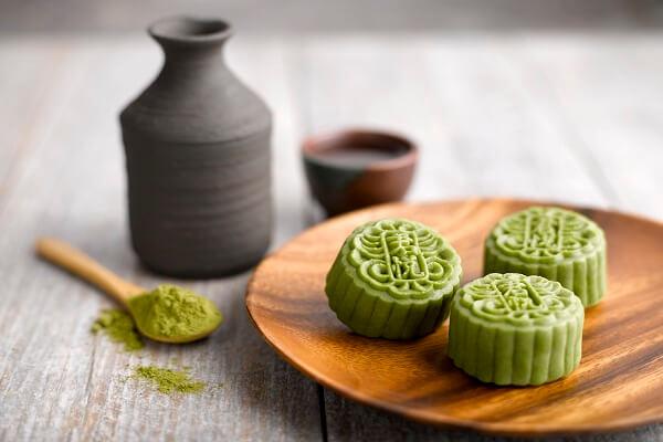 Khám phá cách làm bánh trung thu trà xanh thanh mát