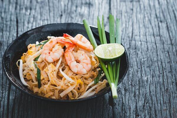 Mỳ xào kiểu Thái (Pad Thai)