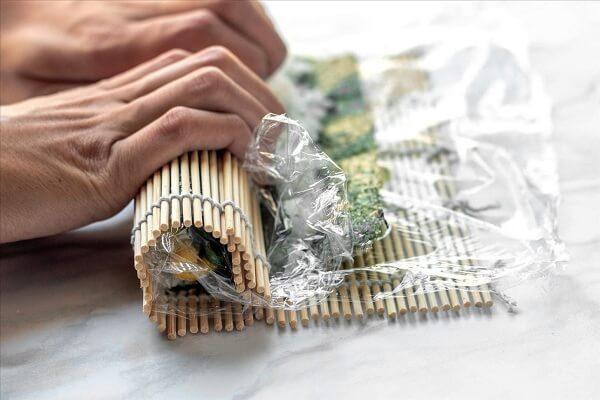 Cuộn sushi Hàn Quốc