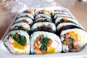 #1 Hướng Dẫn Cách Làm Sushi Hàn Quốc Ngon Dễ Làm Tại Nhà