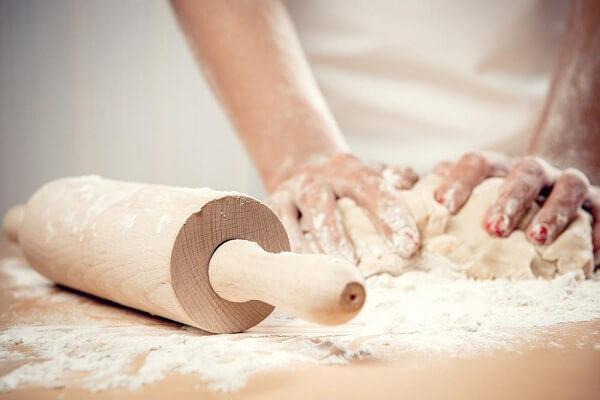 Các bước làm vỏ bánh nướng trung thu dẻo