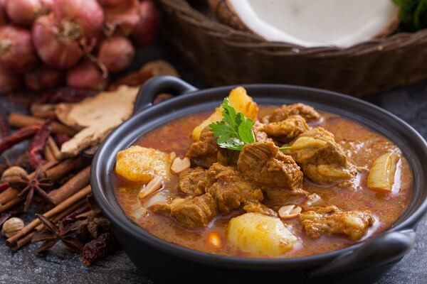 Cà ri Massaman (Massaman curry)