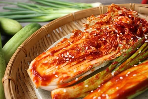 Kimchi Hàn Quốc