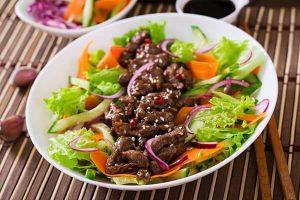 #1 Cách Làm Salad Bò Ngon - Đơn Giản - Dễ Làm Tại Nhà