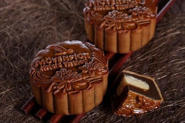 Công Thức Cách Làm Bánh Trung Thu Nhân Tiramisu