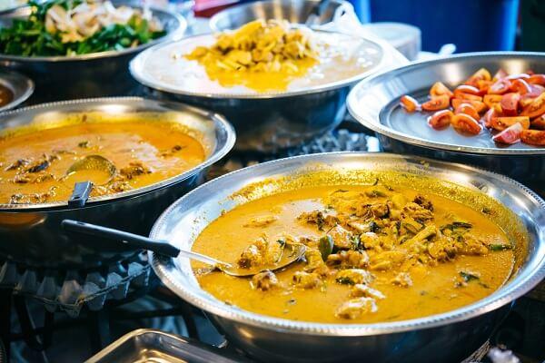 Ẩm thực nổi tiếng của Thái Lan