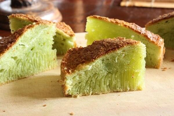 Cách Làm Bánh Bò Nướng Ngon Đơn Giản - Món ngon Nam Bộ