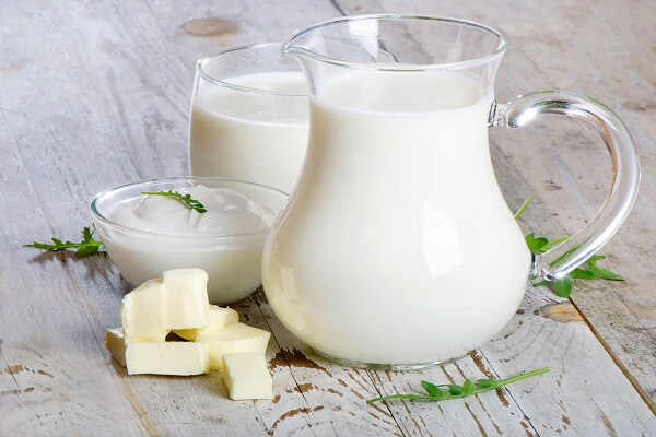 Sữa tươi 30 ml