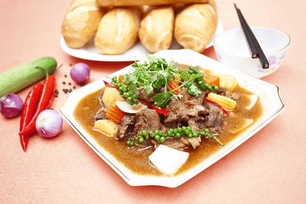𝓗𝓞𝓣- Cách Làm Bò Nấu Tiêu Xanh - Hầm Nhanh Sốt Ngon Dễ Làm