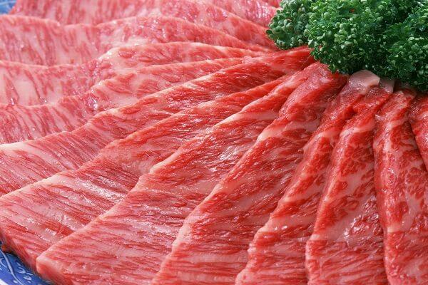 Thịt bò phi lê: 500 g