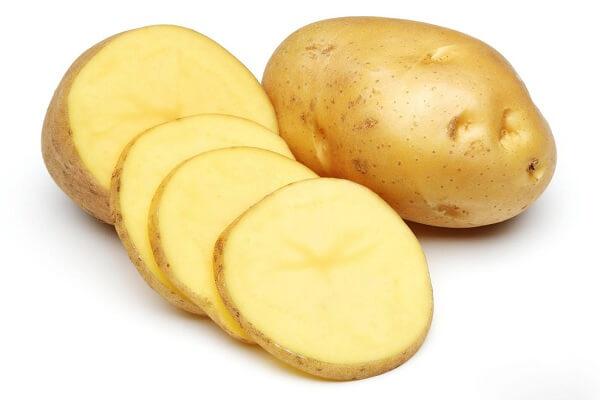 Khoai tây: 500g
