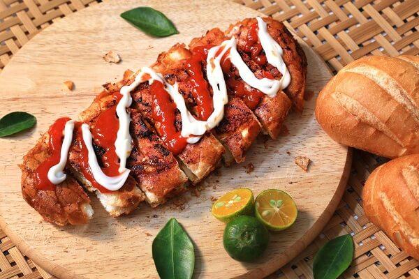 Cách Làm Bánh Mỳ Nướng Muối Ớt Ngon - Đơn Giản Và Dễ Làm