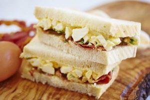 Cách Làm Bánh Sandwich Đơn Giản Cho Bữa Sáng - Mâm Cơm Việt