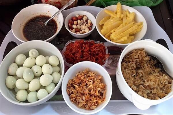 Để thực hiện được món ăn ngon thì đầu tiên phải qua công đoạn chuẩn bị nguyên liệu