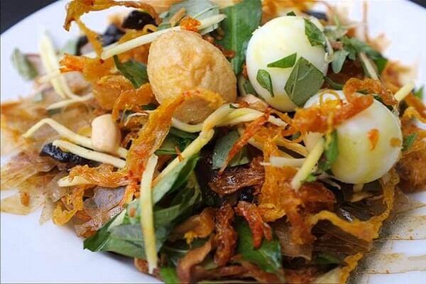 𝓗𝓞𝓣 - Cách Làm Bánh Tráng Trộn Sài Gòn Ngon Đơn Giản Tại Nhà