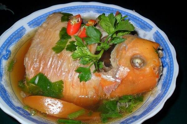 Đậm đà bữa cơm gia đình với món cá diêu hồng kho lạt