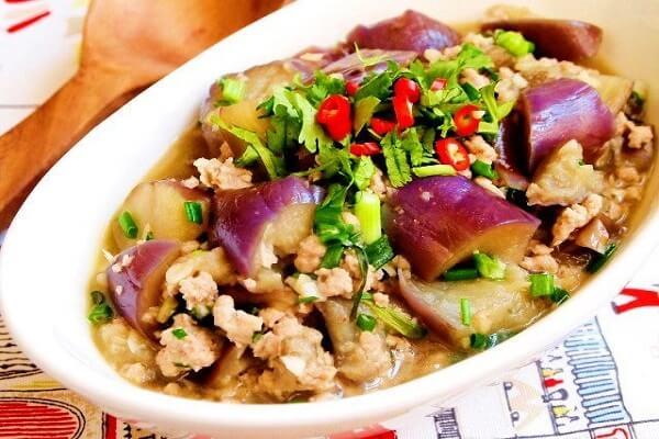 Cà tím là loại rau quả chứa nhiều dinh dưỡng