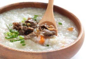 Cách Nấu Cháo Thịt Bò Cà Rốt Ngon Và Dinh Dưỡng Cho Bé Yêu