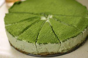 Cách Làm Bánh Cheesecake Trà Xanh Ngon