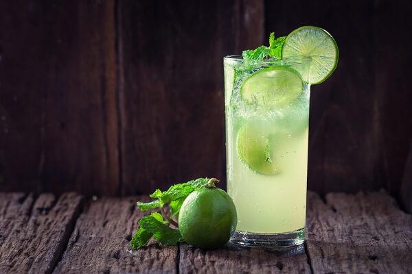 𝓗𝓞𝓣- Cách Làm Cocktail Mojito Chanh Bạc Hà - Pha Chế Đơn Giản