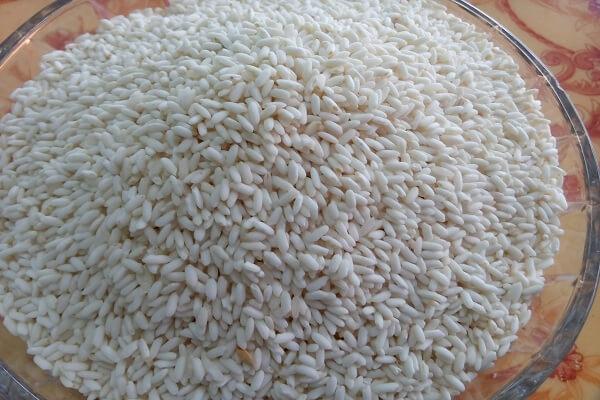 1 lon gạo nếp ngon
