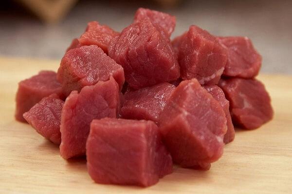 50g thịt xay