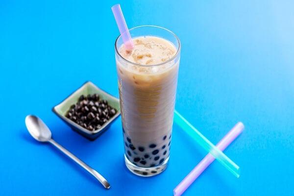 Hồng trà sữa đơn giản nhưng ngon tuyệt vời dễ dàng làm tại nhà