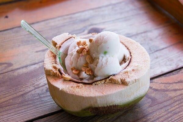 Cách Làm Kem Dừa Ngon Đơn Giản Tại Nhà - Kem Dừa Sữa Tươi
