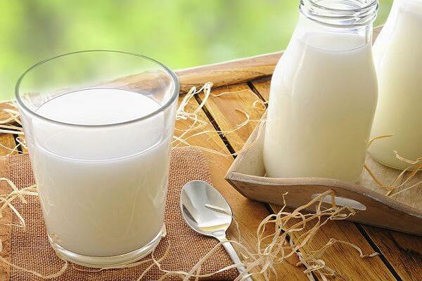 125ml sữa tươi