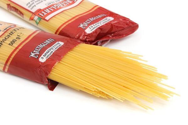 1 gói mì Ý