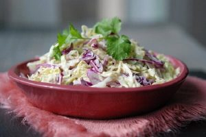 Cách Làm Món Salad Rau Trộn Với Sốt Mayonnaise Giảm Cân