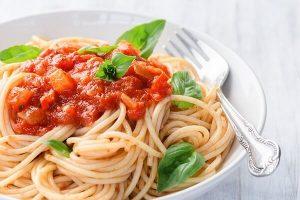 Cách Làm Mỳ Ý (Spaghetti) Sốt Cà Chua Đơn Giản Tại Nhà