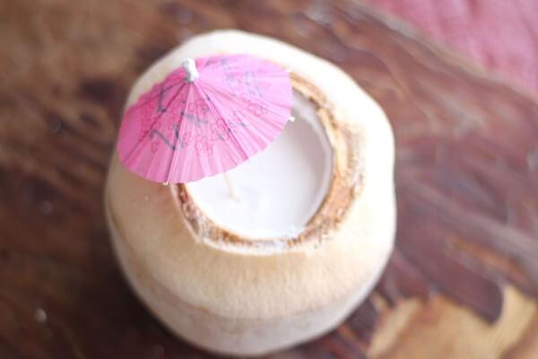 Cách Làm Rau Câu Trái Dừa Ngon Dễ Làm Ngay Tại Nhà