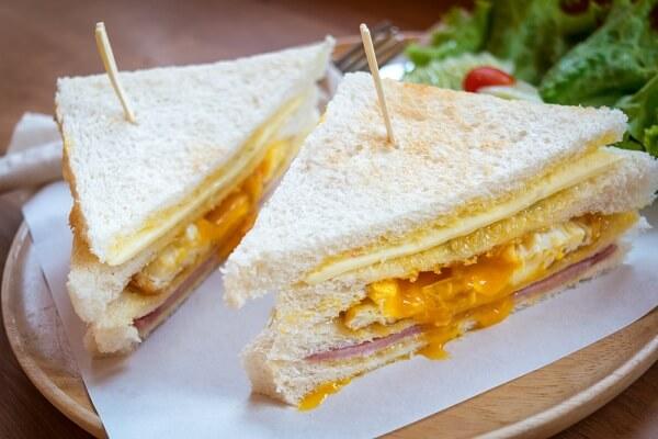 𝓗𝓞𝓣- Cách Làm Sandwich Trứng Salad Ngon Đơn Giản Cho Bữa Sáng