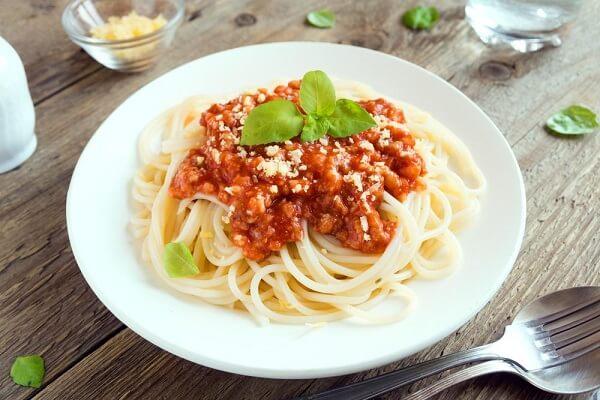 Cách Làm Món Mì Spaghetti theo chuẩn hương vị Ý