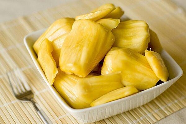 Mít: 300 gram (đã bóc hạt)