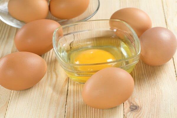 Trứng gà 2 quả