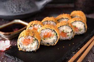 Cách Làm Sushi Chiên Giòn Ngon Đơn Giản Dễ Làm Ngay Tại Nhà