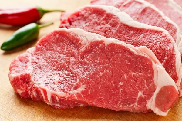 Thịt bò: 500g