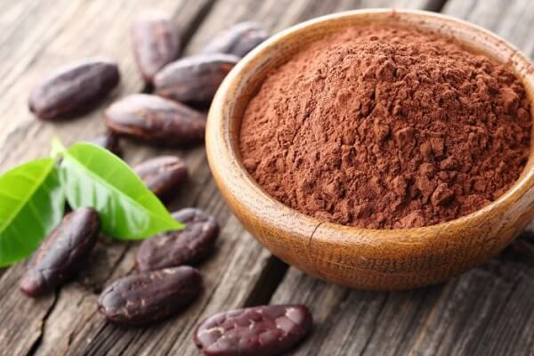 20 gr bột cacao