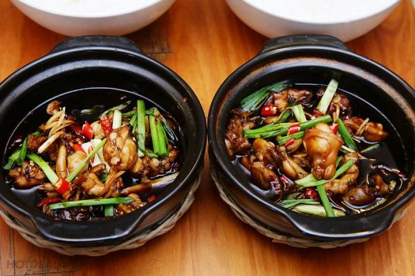 Hãy cùng Mâm Cơm Việt vào bếp làm món cháo Singapore ngon này nhé