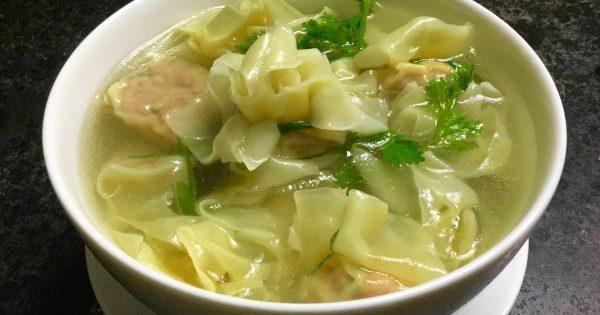 Hoành thánh - Văn hoá ẩm thực Trung Hoa