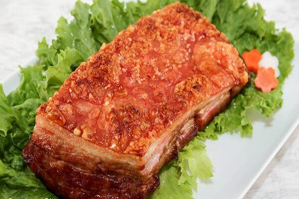Vàng rượm đẹp mắt với cách nướng thịt bằng lò vi sóng tại nhà