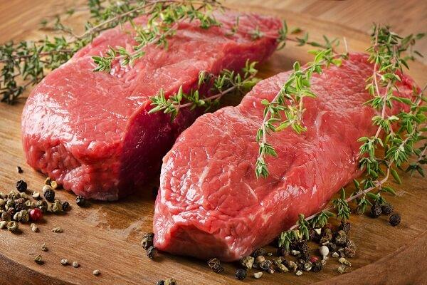 400g thịt bò thăn