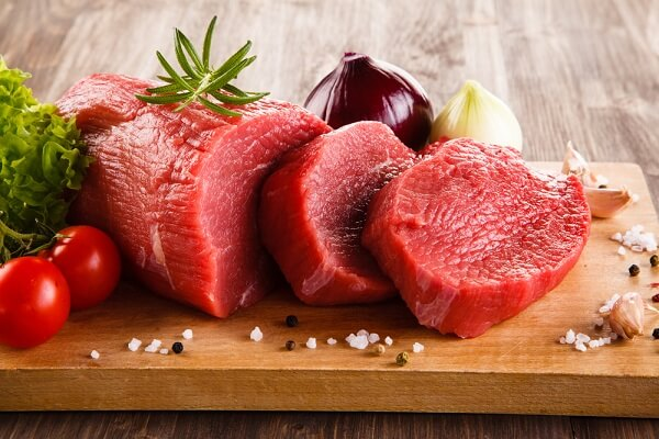 400 gam thịt thăn bò