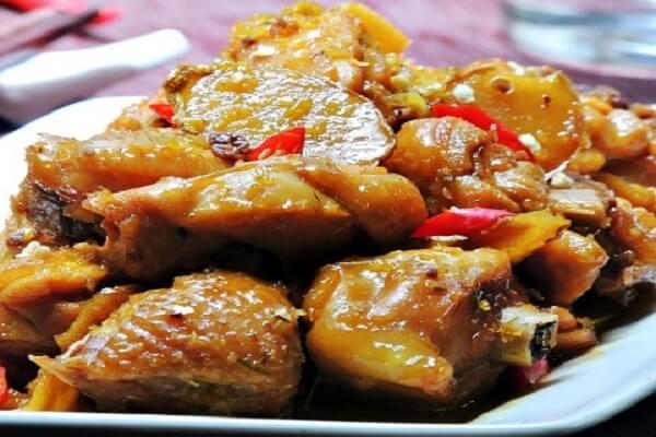 Cách Chế Biến Thịt Gà Ngon Đơn Giản Tại Nhà - Mâm Cơm Việt