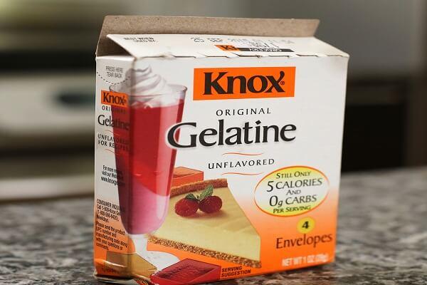 Bột gelatin - 85 gr