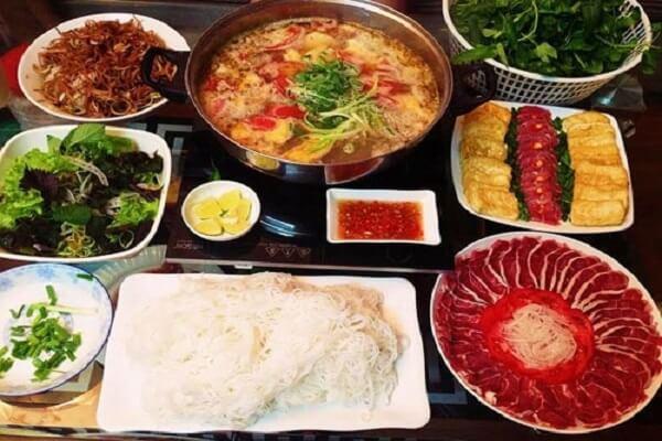 Bữa ăn ngon miệng hơn với cách nấu nước lẩu ngon