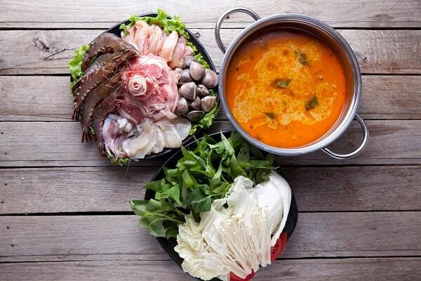 Cách Nấu Lẩu Thái Chay Ngon - Dễ Làm Ngay Tại Nhà